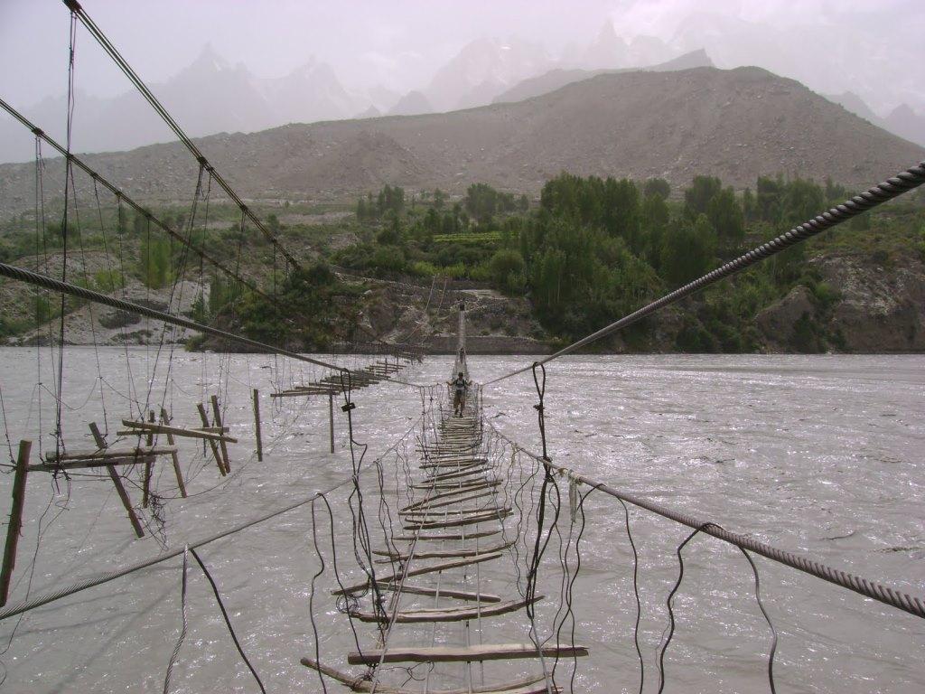 Hussaini-Hanging-Bridge