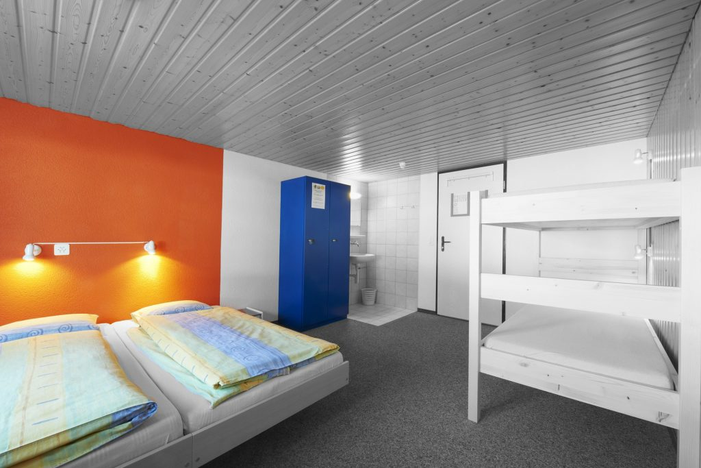Search for cheaper accommodation