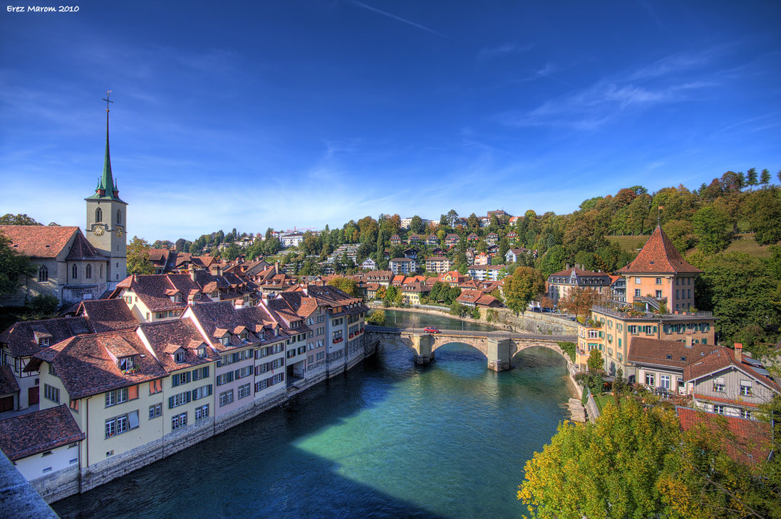 Top 10 Places You Can't Miss In Switzerland – | Travel Or ...