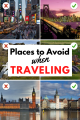 There are common factors that can ruin any trip. That is why you should avoid these overcrowded travel destinations, and replace them with a decent alternative. #traveldestinations #crowdedtraveldestinations #placesyoushouldnottravel