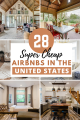 Super Cheap Airbnbs in the USA